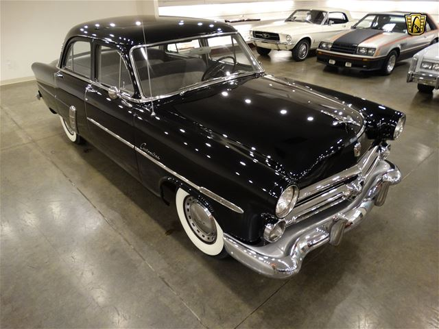 1952 ford customline for sale o 39 fallon illinois for 1952 ford customline 2 door