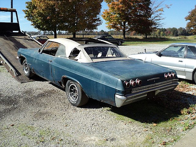 1965 impala ss convertible for sale autos weblog. Black Bedroom Furniture Sets. Home Design Ideas