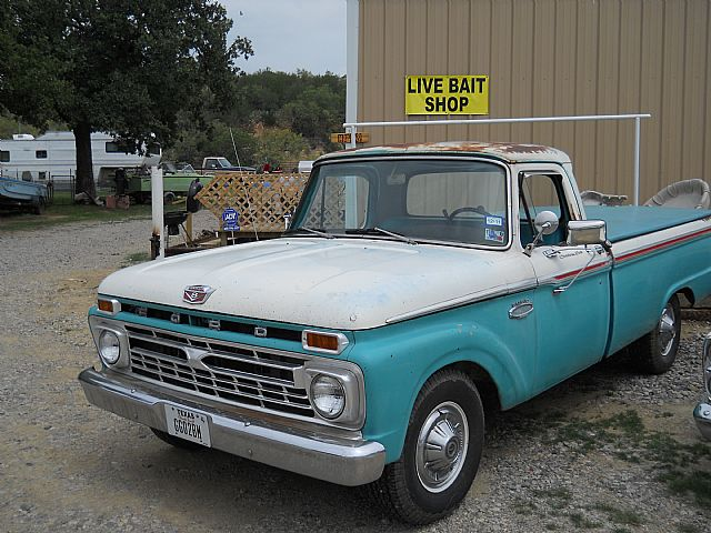 1966 Ford F100 Custom For Sale Mineral Wells Texas