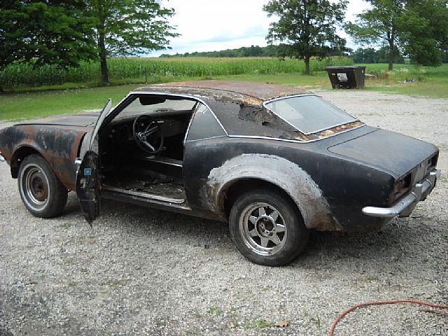 1967 Pontiac Gto For Sale Home Of Repairable Salvage | Autos Weblog