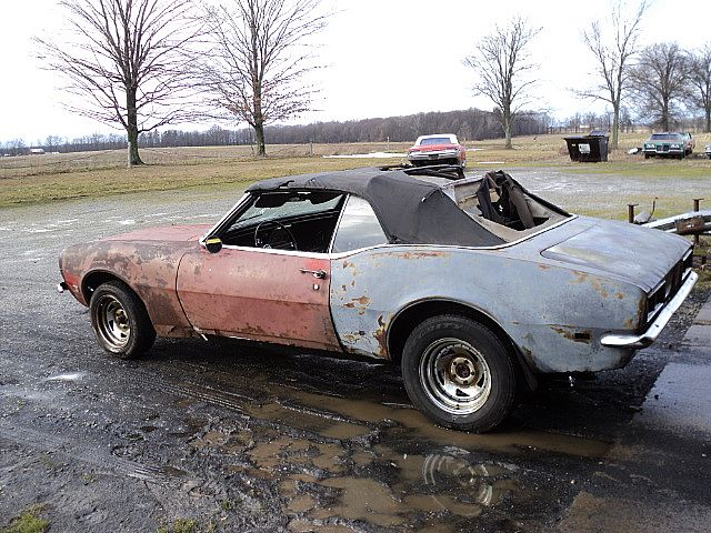 68 Camaro Roadster For Sale Autos Post