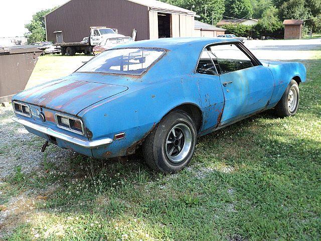 1969 Camaro Project Car For Sale Pic | Autos Weblog