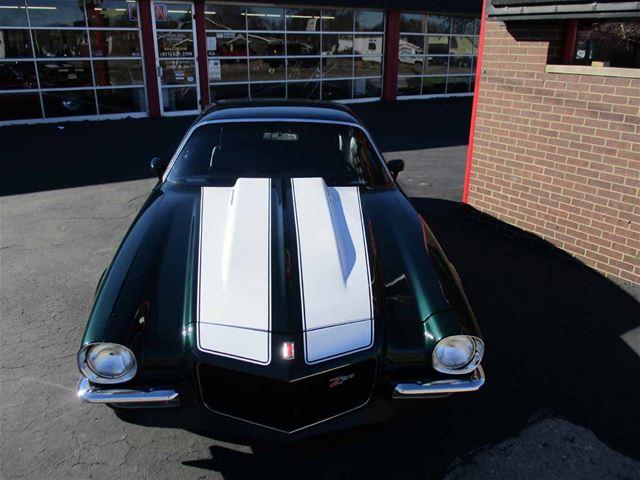 1971 Chevrolet Camaro Z28 For Sale Sterling Illinois