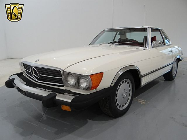 1974 mercedes 350sl for sale tinley park illinois for Mercedes benz 350sl for sale