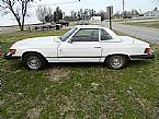 1977 Mercedes 450SL Picture 2