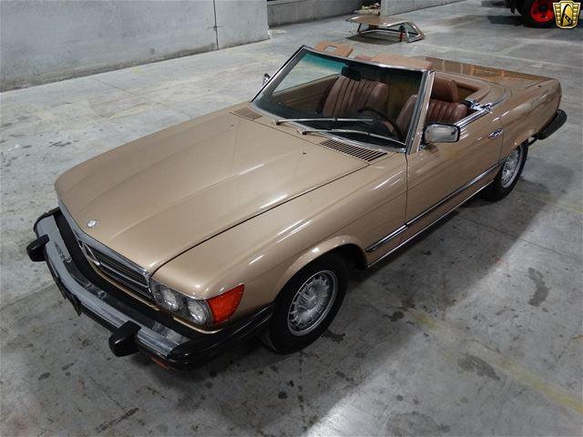 1985 Mercedes 380sl For Sale Coral Springs Florida