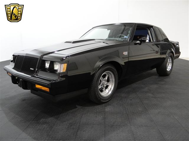 1987 buick grand national for sale tinley park illinois. Cars Review. Best American Auto & Cars Review