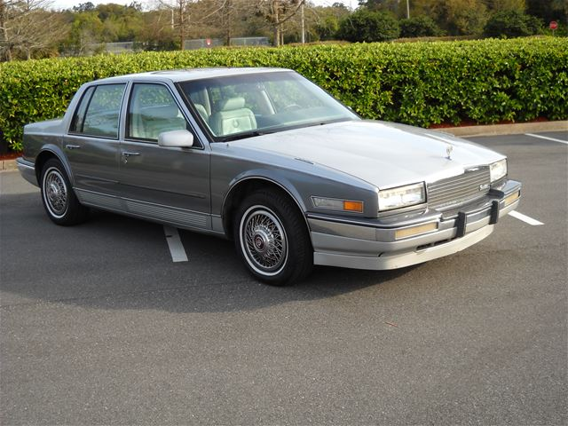 1987 Cadillac Seville Elegante For Sale St Augustine, Florida