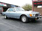 1981 Mercedes 380SLC Picture 2
