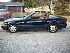 1992 Mercedes 500SL Picture 2
