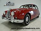 1962 Jaguar Mark II Picture 2