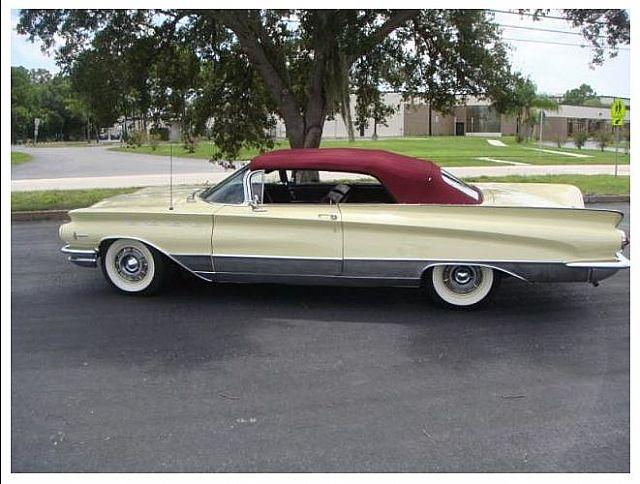 1960 buick electra convertible - photo #22