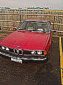 1984 BMW 633CSi Picture 2