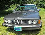 1984 BMW 733i Picture 2