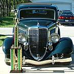 1934 Ford Tudor Picture 2