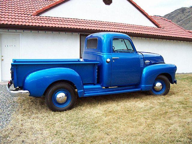 Gmc Motorhome For Sale >> 1950 GMC Pickup Truck For Sale Kamloops, British Columbia