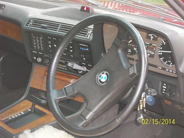 1982 Bmw 733i For Sale Johannesburg South Africa
