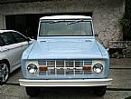 1970 Ford Bronco Picture 2