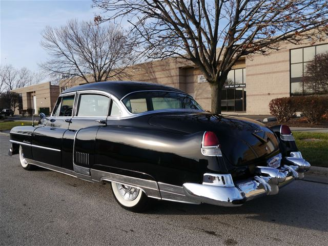 1953 cadillac fleetwood series 60 for sale alsip illinois for 1953 cadillac 4 door