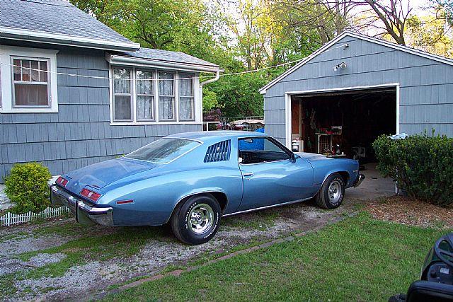 1973 Pontiac LeMans Sport Coupe For Sale Elkhart Indiana