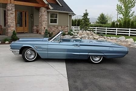 1965 Ford Thunderbird For Sale Post Falls Idaho