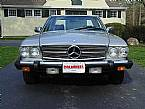 1985 Mercedes 380SL Picture 2