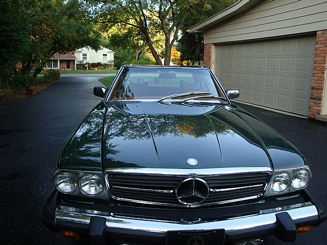 1976 mercedes 450sl for sale bloomfield hills michigan for Mercedes benz bloomfield hills mi