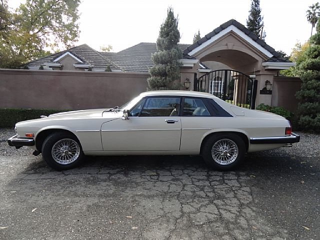 1986 Jaguar Xjs For Sale Sacramento  California