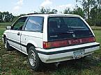 1986 Honda Civic Picture 2