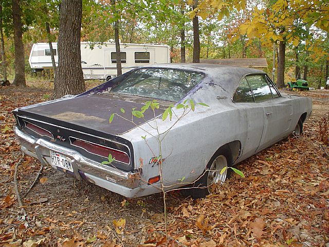 1969 Dodge Charger Rt For Sale Gilmer Texas
