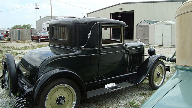 1928 Chevrolet Landau Coupe For Sale Omaha Nebraska