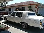 1989 Cadillac Brougham Picture 2