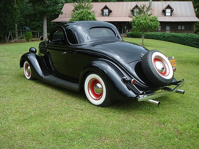 1935 ford 3 window coupe for sale jackson georgia for 1935 ford 5 window coupe for sale