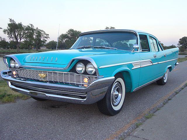 1958 Chrysler Windsor For Sale Lincoln Nebraska
