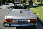 1986 Mercedes 560SL Picture 2