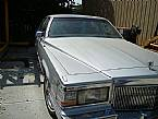 1991 Cadillac Brougham Picture 2