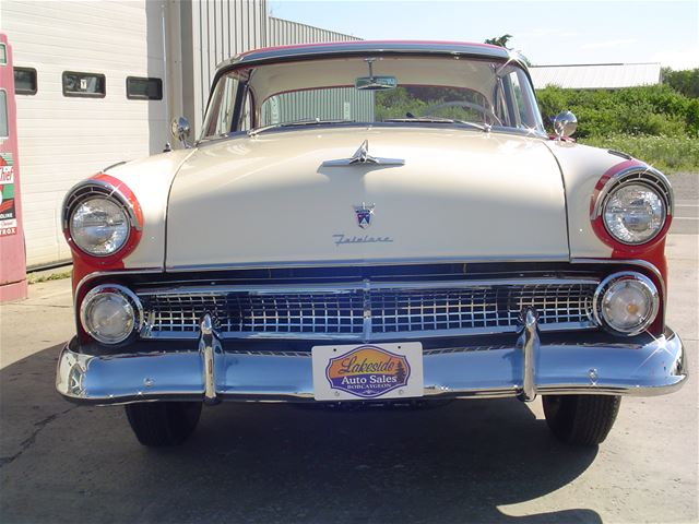1955 Ford Crown Victoria For Sale Bobcaygeon Ontario