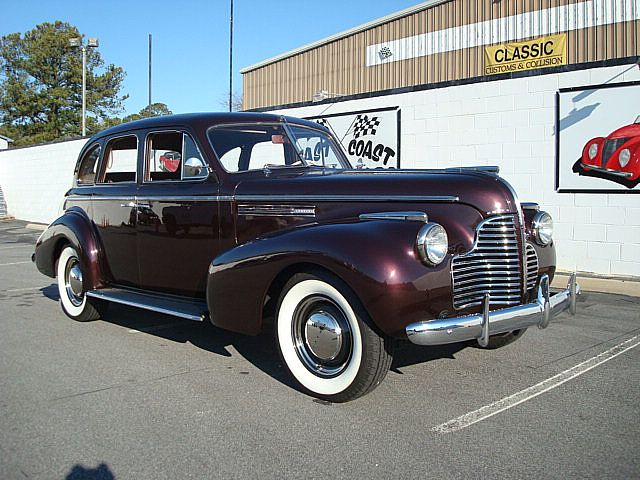 1940 Buick Special 40 For Sale Lillington North Carolina