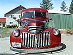1941 Chevrolet Panel Truck Picture 2