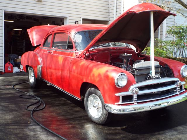 1950 Chevrolet Business Coupe For Sale Milton, Washington