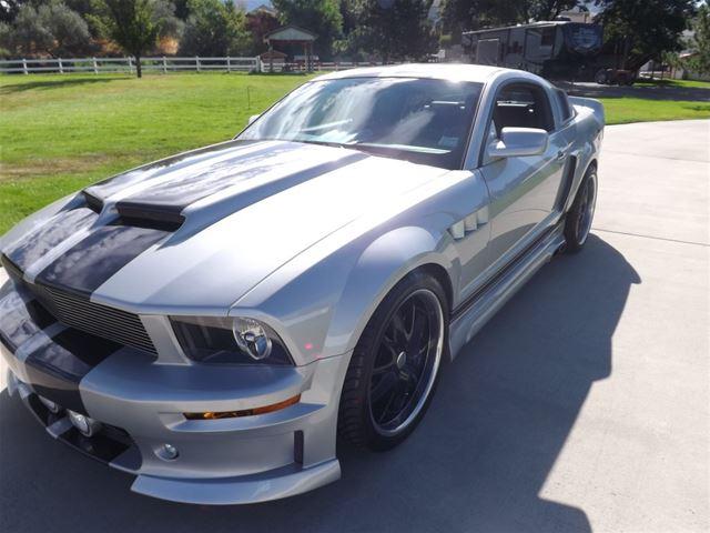 2007 Ford Mustang For Sale Salt Lake City, Utah