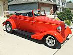 1933 Ford Cabriolet Picture 2