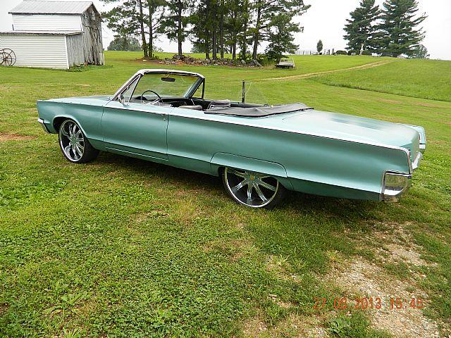 1966 Chrysler Newport For Sale Amherst Virginia