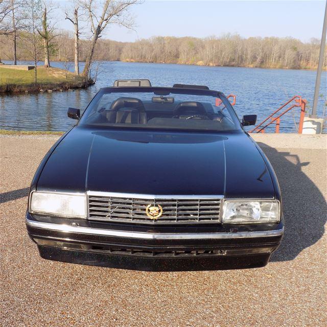 1990 Cadillac Allante For Sale Marianna, Arkansas