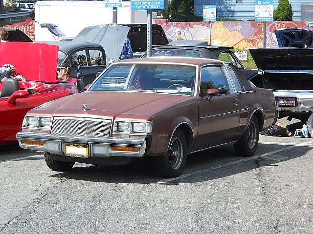 1986 buick regal v8 coupe for sale new york. Black Bedroom Furniture Sets. Home Design Ideas