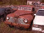 1942 Plymouth Business Sedan Picture 2