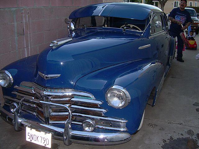 1947 chevrolet fleetline for sale pico rivera california for 1947 chevy fleetline 4 door