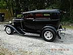 1931 Ford 2 Door Sedan Picture 2