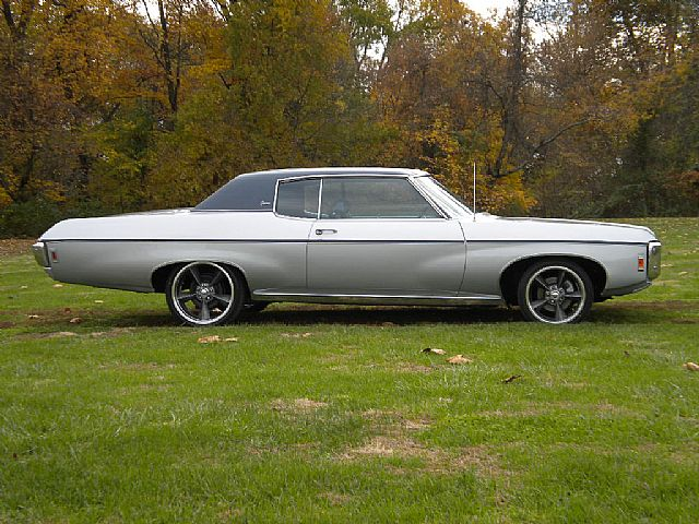 1969 Chevrolet Caprice Sport Coupe For Sale Mount Vernon