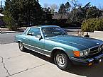 1981 Mercedes 450SLC Picture 2